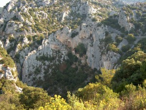 Gorges de Galamus (Francia)