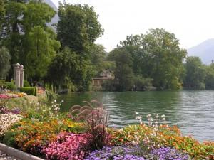 Postal: Lago de Lugano (Suiza e Italia)