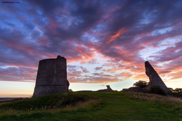Castillo de Hadleigh (Essex, Inglaterra)