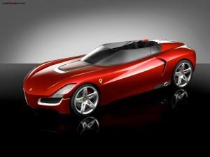 Ferrari Fiorano CSAD (diseño)