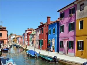 Postal: Burano (Venecia, Italia)