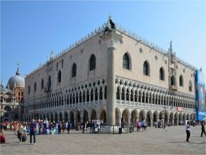 Palacio Ducal de Venecia (Italia)