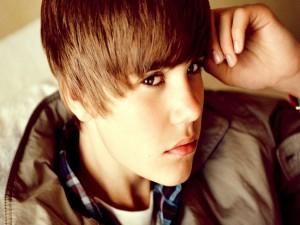 La mirada de Justin Bieber