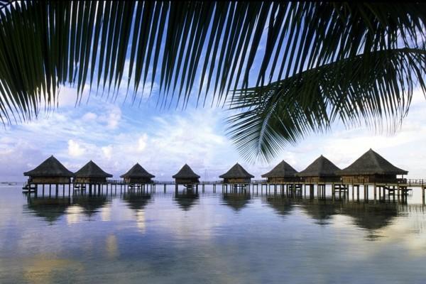 Bungalows en las Islas Cook