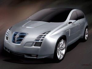 Postal: Hyundai Neos-3 Concept (2005)