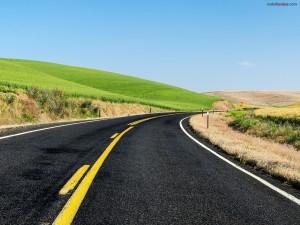 Curvas de asfalto