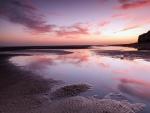 Playa de Hunstanton, Inglaterra