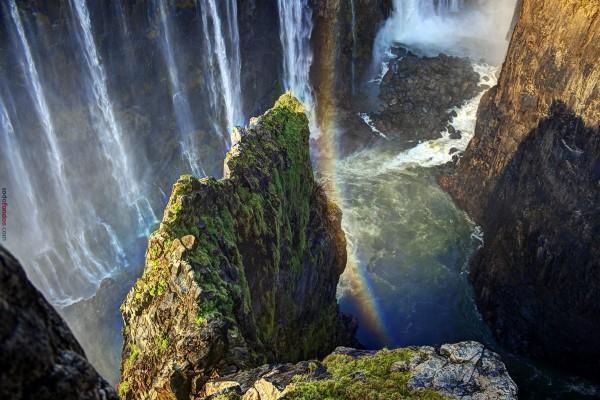Victoria Falls, Zimbabue