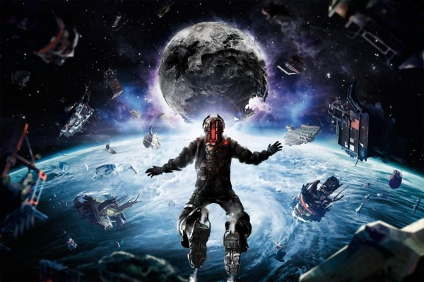 Dead Space 3: flotando en el espacio exterior