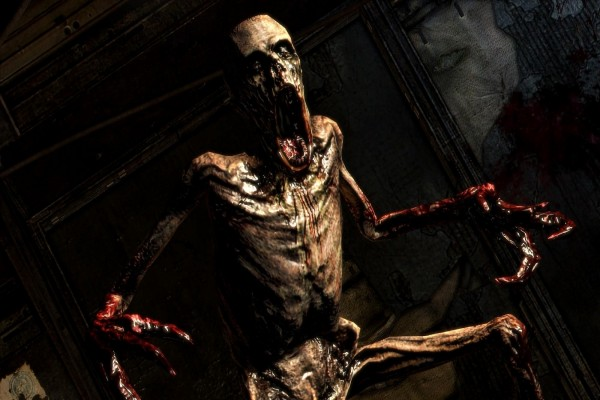 Necromorfo en Dead Space 3