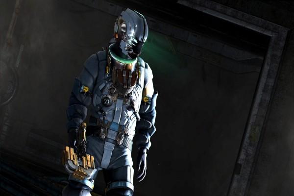 Isaac Clarke en Dead Space 3