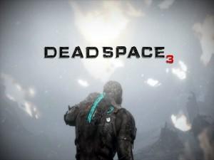 Isaac Clarke en una tormenta de nieve (Dead Space 3)