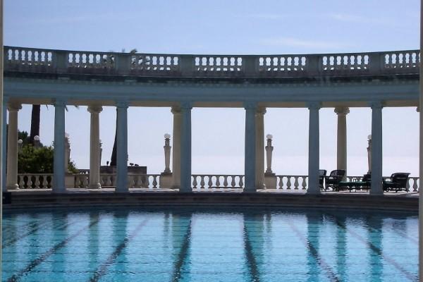 Espectacular piscina al aire libre