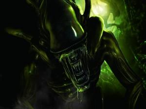 Boca de Alien