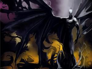 Postal: Batman oscuro