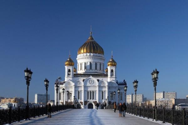 Catedral de Cristo Salvador de Moscú (Iglesia Ortodoxa Rusa)