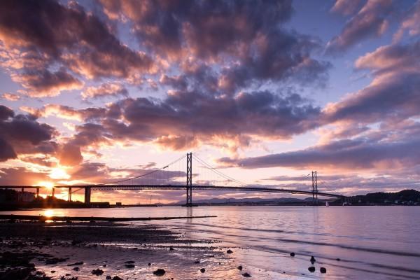 Puente Forth Road (Escocia)