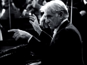 Leonard Bernstein (compositor, pianista y director de orquesta)