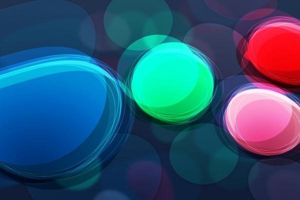 Círculos de color