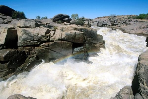 Río Orange (Sudáfrica)