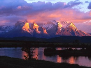 Postal: Torres del Paine (Chile)