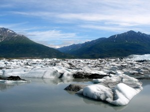 Glaciar Knik (Anchorage, Alaska)