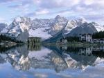 Lago Misurina (Véneto, Italia)
