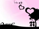 Besitos de amor