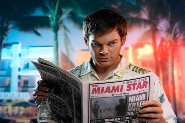 """Dexter Morgan (serie de televisión """"Dexter"""")"""