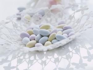 Huevitos de colores