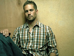 El actor estadounidense Paul Walker