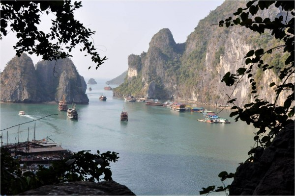 Bahía de Ha Long (Vietnam)
