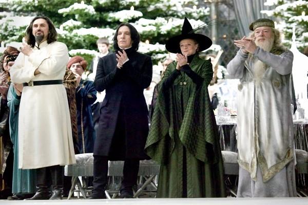 Profesores de Harry Potter