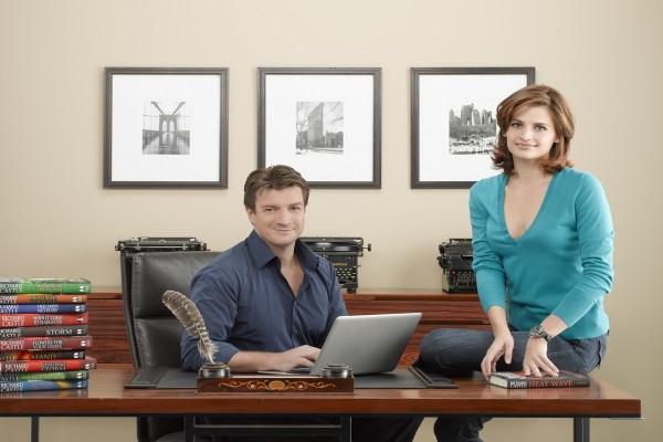 "Richard Castle y Kate Beckett (serie de televisión ""Castle"")"