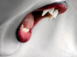 Mordisco de vampira