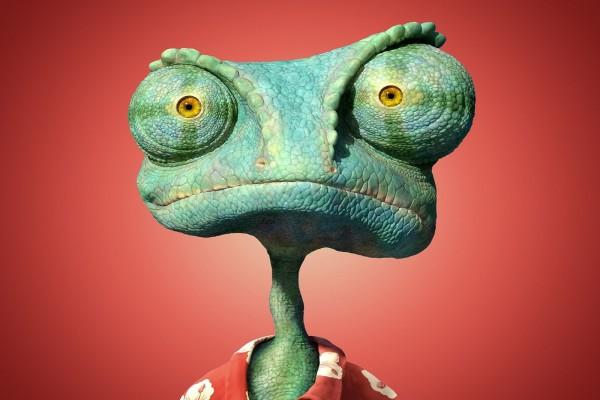 El lagarto Rango