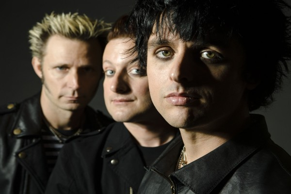 La banda estadounidense Green Day