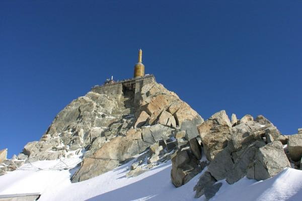 Aiguille du Midi (Chamonix, Francia)