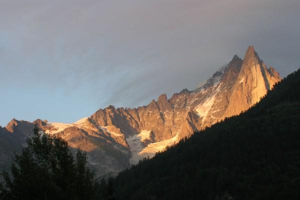 Los Drus (Chamonix, Francia)