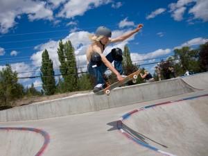Postal: Skateboarding