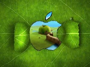Una ventana... muy Apple