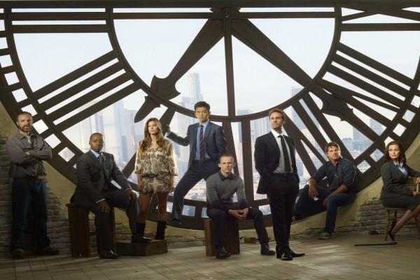 Protagonistas de la serie de televisión FlashForward