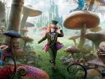 """El Sombrerero Loco de """"Alicia en el País de las Maravillas"""" de Tim Burton"""