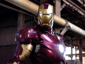 Postal: Iron Man