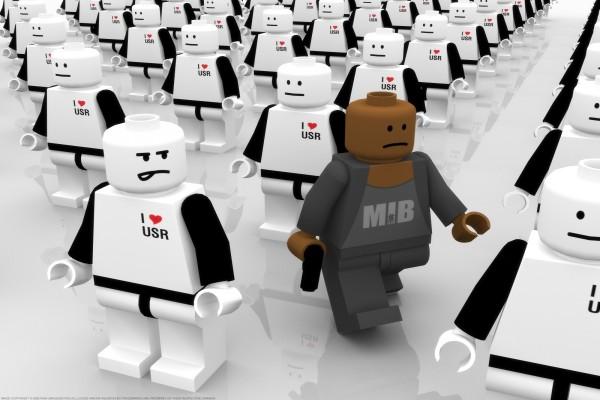Robots de Lego
