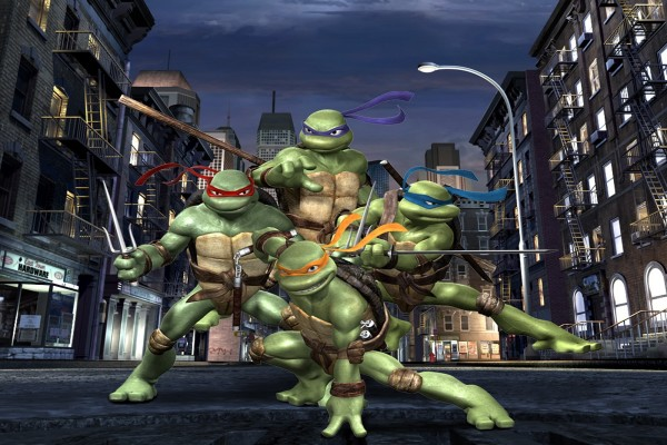Las Tortugas Ninja (TNMA)