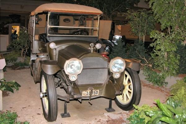 Antiguo Packard