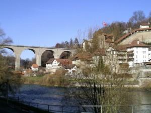 Postal: Friburgo (Suiza)