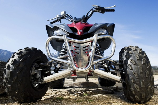 Quad Yamaha YFM250R