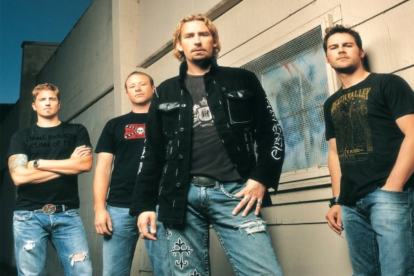 El grupo de hard rock canadiense Nickelback